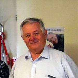 Christian Carrard, Président de la SPA 24 Bergerac