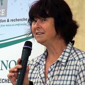 Guénaëlle Laurent, fondatrice du Pôle Equi Nosce