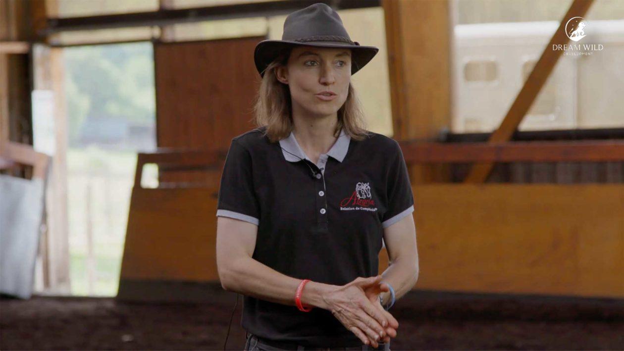 Julie Cuvillier, cofondatrice d'Alegria Relation de Complicité®