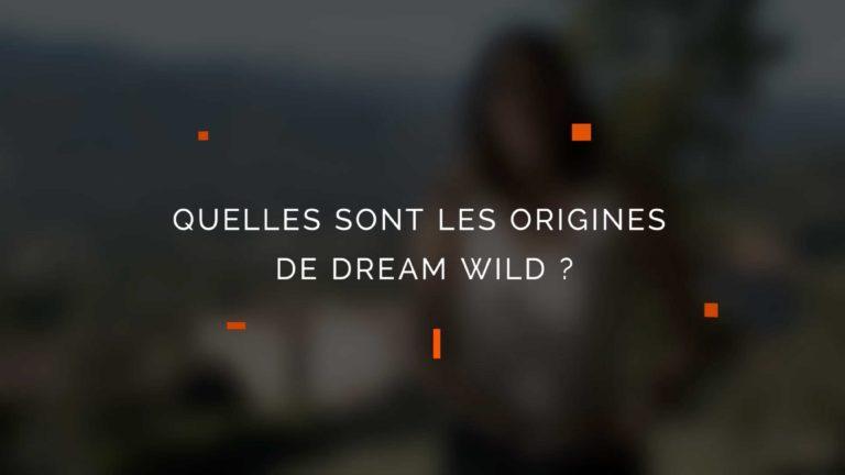 La naissance de Dream Wild