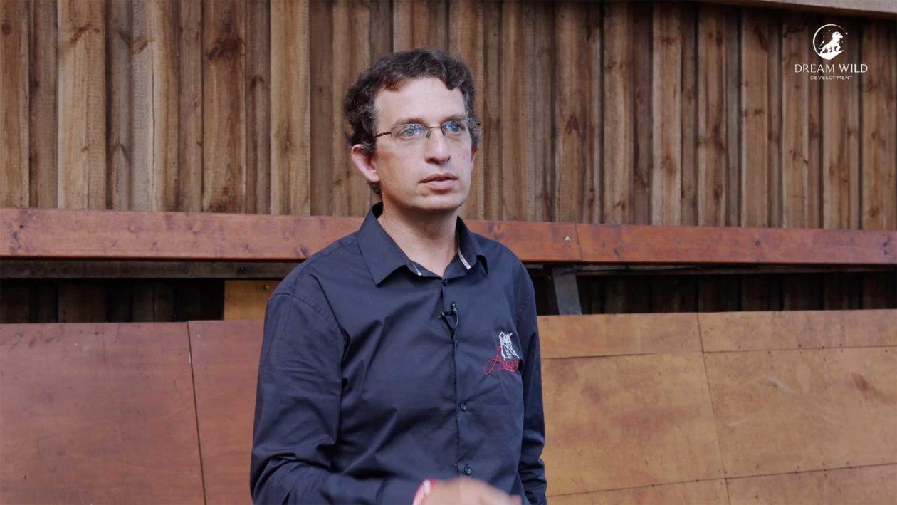 Thierry Laffitte, cofondateur d'Alegria Relation de Complicité®
